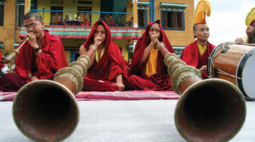 Exploring Tibetan Music and Its Western Counterparts Over Time