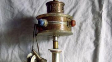 Prayer Wheel Object Biography